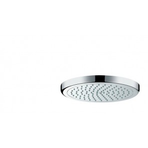 Hansgrohe Croma 26464000 Large Chrome Shower Head RainAir Mixer 220mm Round