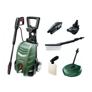 Bosch HIGH PRESSURE WASHER AQT 3400+ 1500W 340L/Hr 5m Hose +Accessories,Car Wash